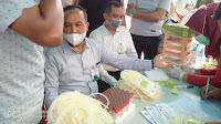 HUT Bank Aceh Syariah Ke-48, BAS Cabang Bireuen Gelar Aksi Donor Darah