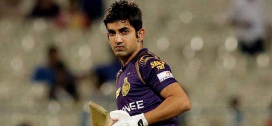 Gautam Gambhir Expensive KKR player in IPL 2018