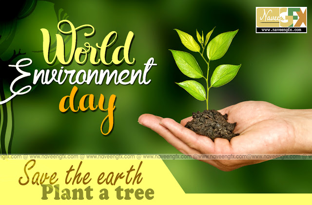 World Environment Day greetings cards