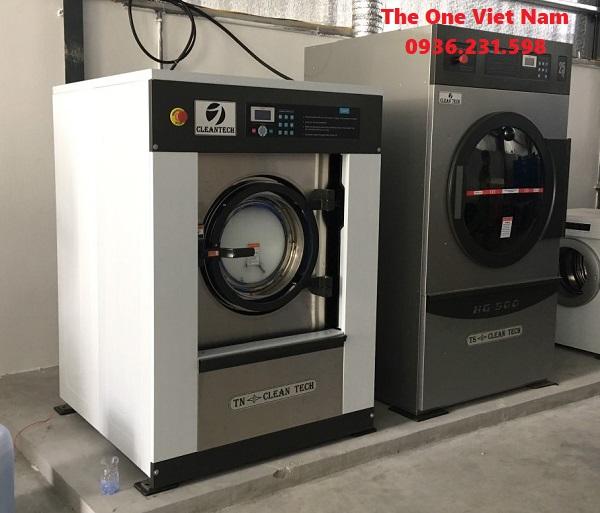 Tại sao công ty thủy sản nên dùng máy giặt công nghiệp?