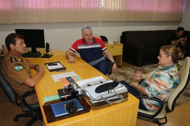 Roncador: Conselho de Segurança conquista novo espaço para a Polícia Militar