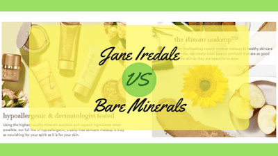 jane iredale vs bare minerals