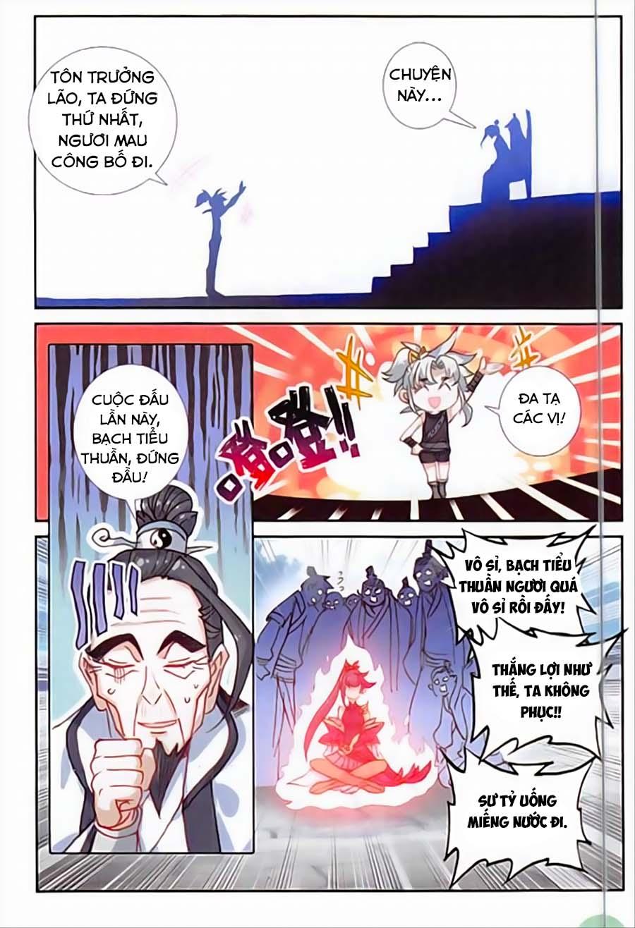 Nhất Niệm Vĩnh Hằng chap 25 - Trang 21