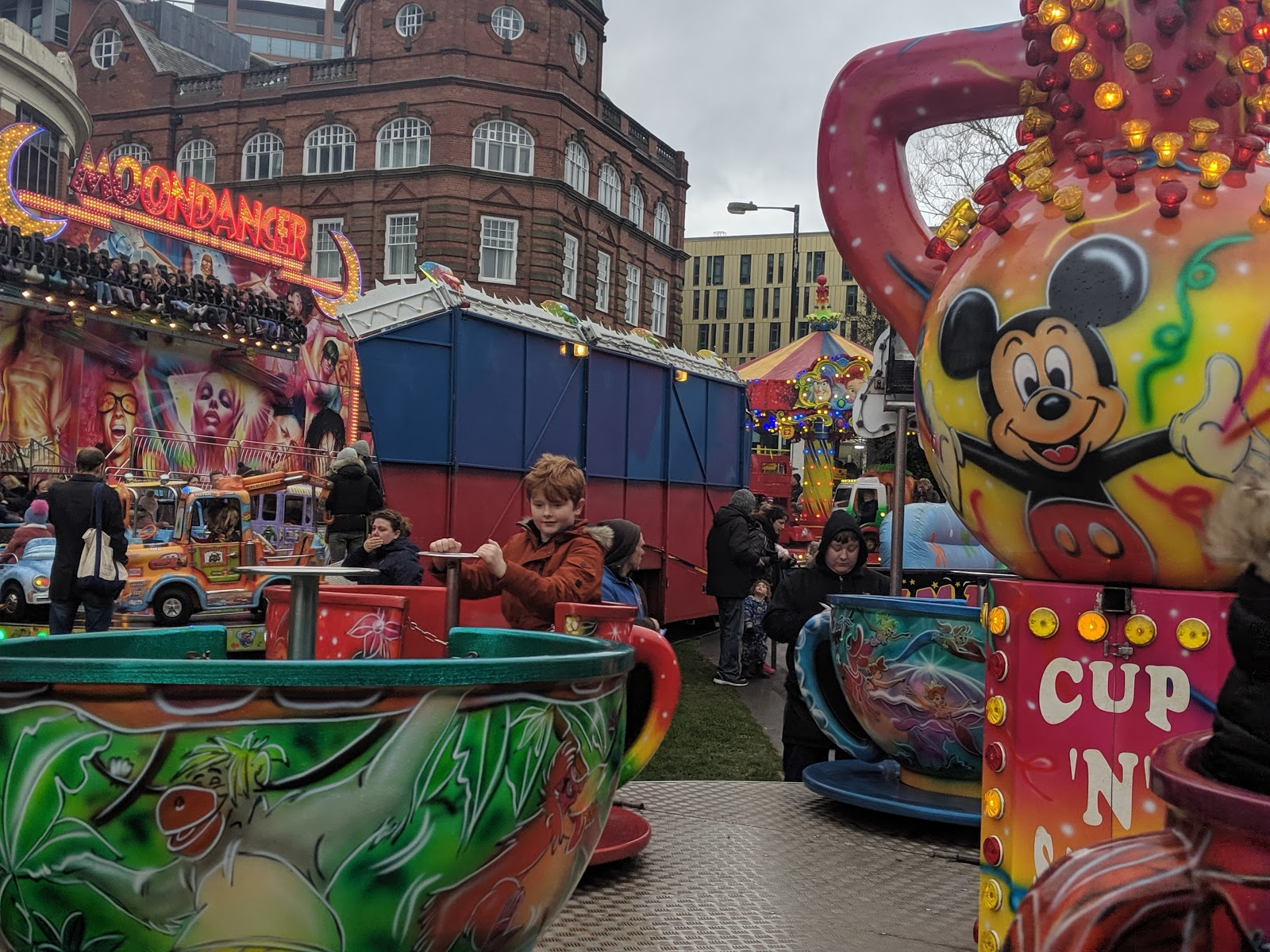 10 Reasons to Celebrate Chinese New Year in Newcastle  - fun fair