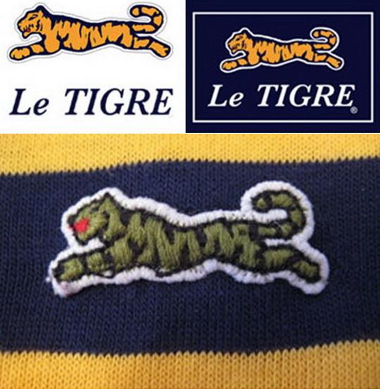 Le Tigre Clothing