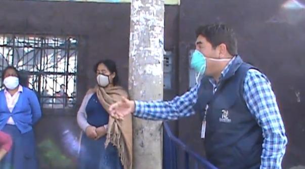 """Alcalde José Morales: """"Me han dado de alma, me han sacado el ancho por mis decisiones"""""""