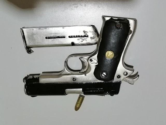 Policía Nacional captura dos hombres por doble homicidio de un mayor del Ejército y un locutor