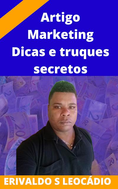 Artigo Marketing Dicas e truques secretos