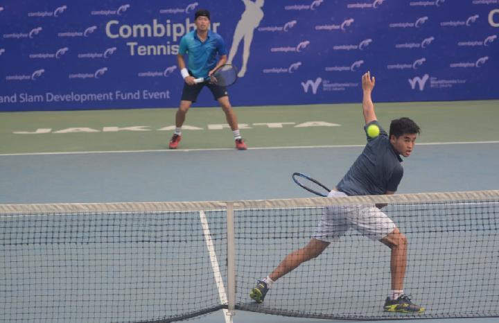 Di Davis Cup Indonesia Ketinggalan 0-3 Dari Selandia Baru 2019