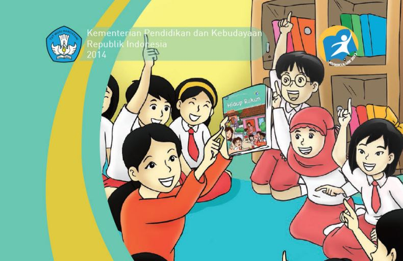 Download Buku Tematik Kurikulum 2013 Kelas II SD Semester 1 Format PDF