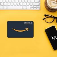 100 zł do Amazon.pl + 150 zł premii za konto w Millennium