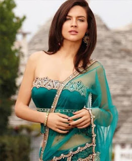 Stunning Collections Of Stylish and Elegant Indian Embroidered Saree.