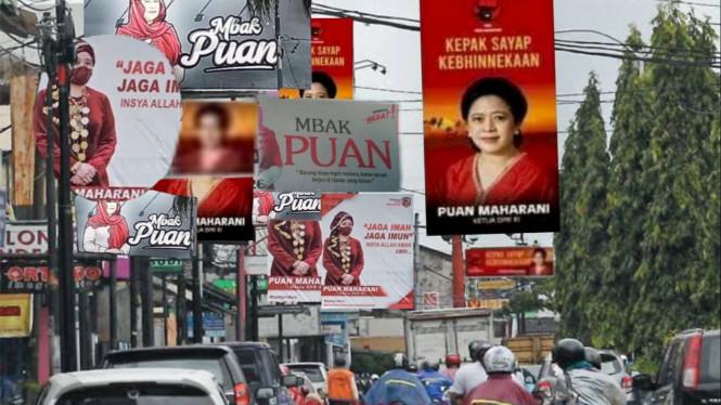 Popularitas Puan Langsung Naik Usai Pasang Baliho di Mana-mana, Tapi...