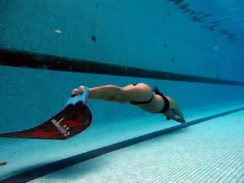 Su Sporları Dendiği Zaman Akla İlk Gelen Spor Dalları - Paletli Yüzme - Kurgu Gücü
