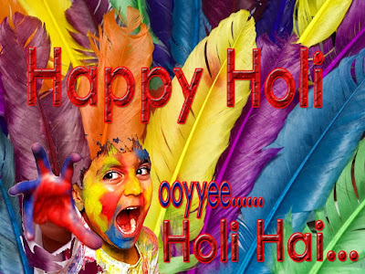 Happy Holi Pics for Desktop