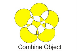 Difference Between Group and Combine Option in Corel Draw | Group और Combine option में क्या अंतर है ?