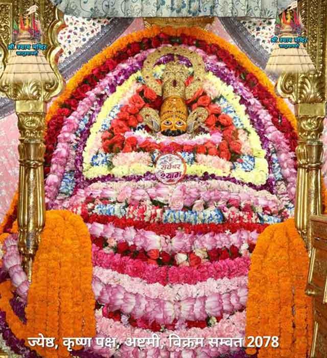 khatu shyamji ke aaj 2 june 21 ke darshan