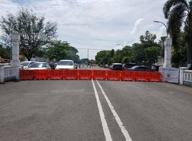 Melawan Saat PSBB, Polisi: Tegur Tiga Kali Dulu, Kalau Bandel Ya Diproses