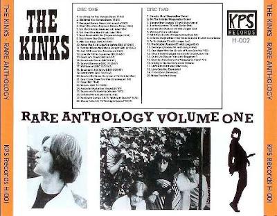 The Kinks - Rare Anthology Vol. 1