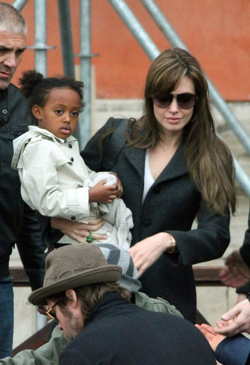 Angelina Jolie: She loses her adopted daughter Zahara?