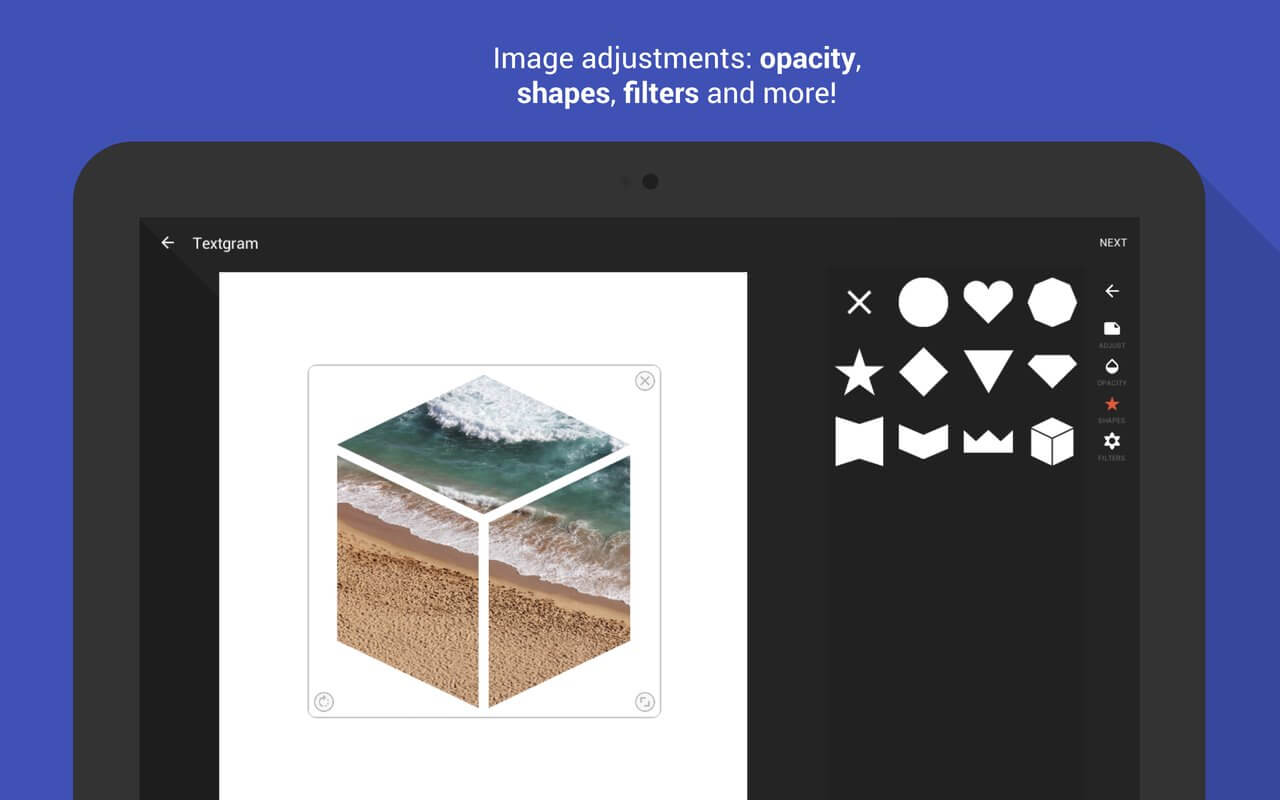 Textgram - Write on Photos - Apk Download Online | Download Free ...