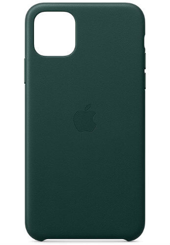 Apple Official iPhone 11 Pro Max Leather Case