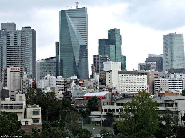 Vistas desde Roppongi Hills Mori Tower, Tokio