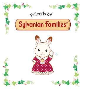 Friends of Sylvanian Families Badge