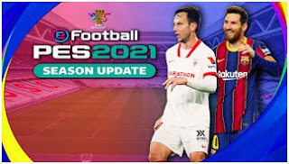 Download PES 2021 PPSSPP Android Graphic Ultra HD Faces & Full latest Transfer