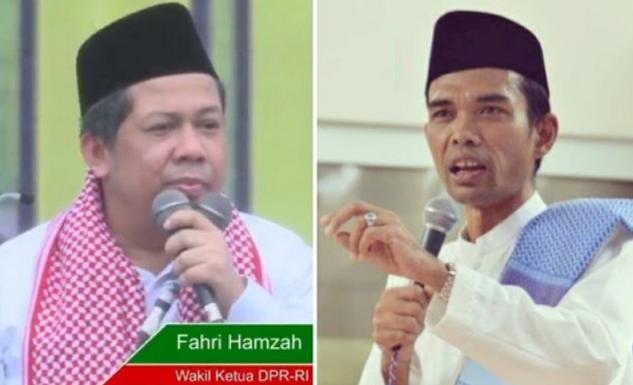 Fahri Hamzah: Bangsa Ini Butuh Ustadz Abdul Somad