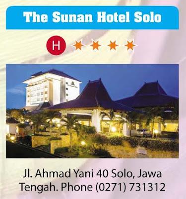 Hotel bagus di solo