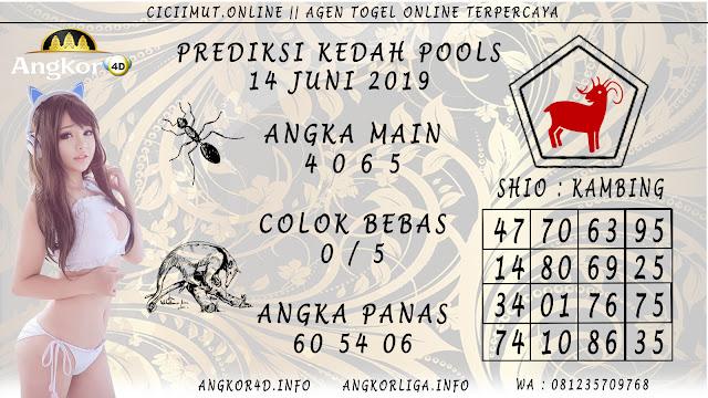 PREDIKSI KEDAH POOLS 14 JUNI 2019