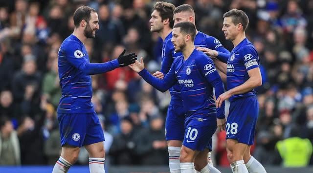 Eden Hazard Amazed with Chelsea's new signing Higuain