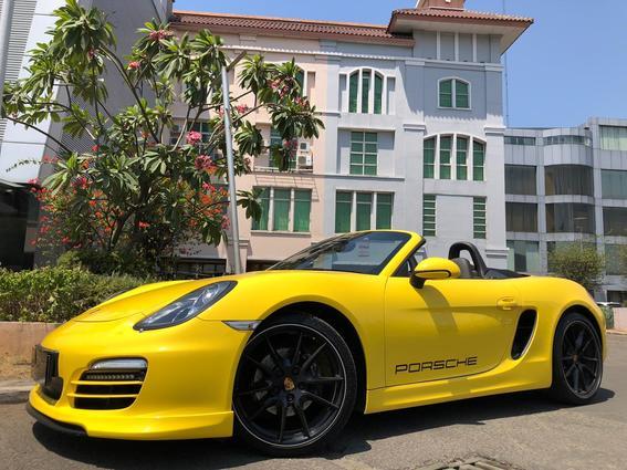 Porsche Boxster 2.7 - Pilihan Expert Seva Mobil Bekas