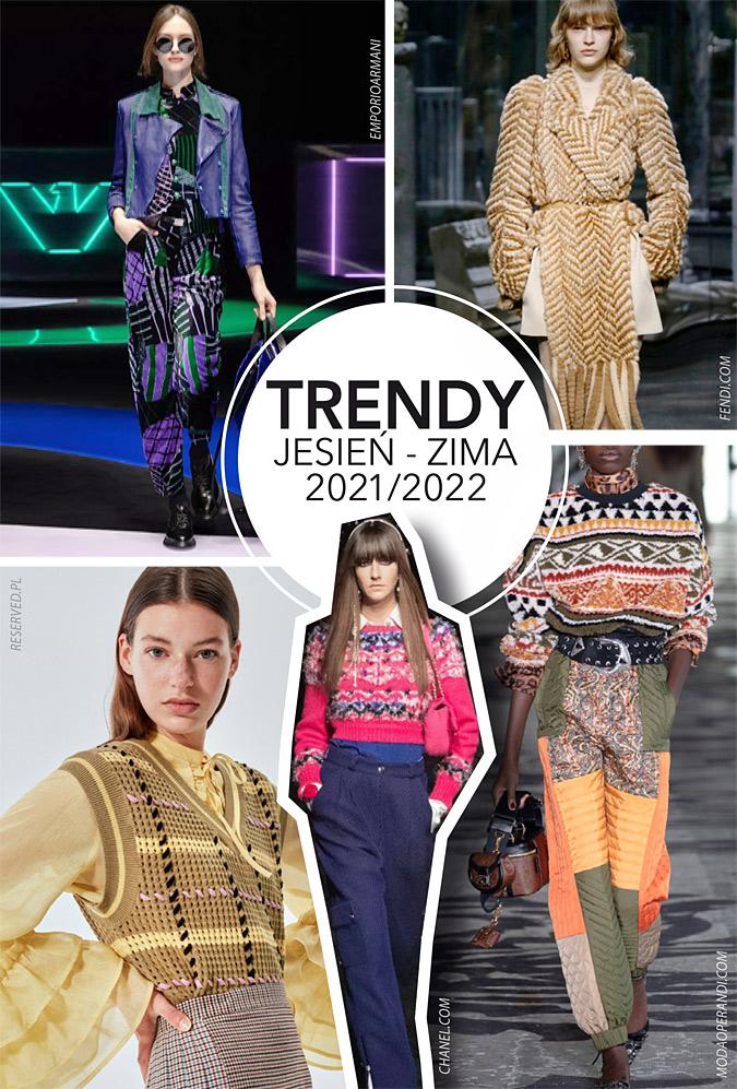 co jest modne jesień 2021