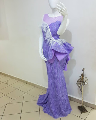 SUPER TRENDING AND A MUST HAVE OWAMBE OUTFITS FOR BIG LADIES
