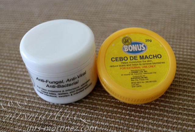 Shoo Mosquito: Propolis Ointment, Cebo De Macho & Baygon Mat