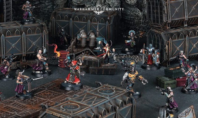 Taking Escalation forces to Kill Team: Rules Preview