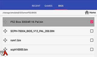 descargar emulador de ps2 para android con bios
