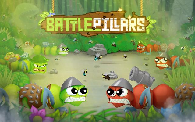 Battlepillars Multiplayer PVP Hileli APK - Para Hileli APK