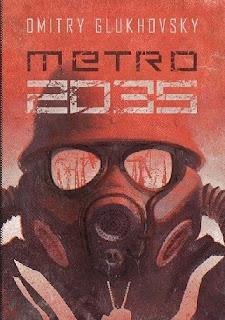 """""""Metro 2035"""" – Dmitry Glukhovsky"""