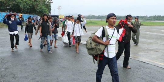 Kondusif, 1.108 Pengungsi Kembali ke Wamena