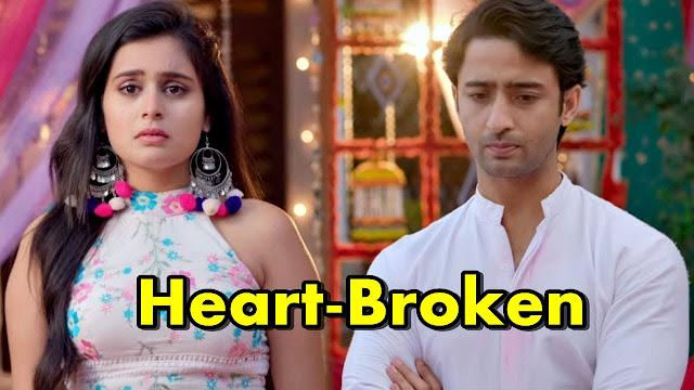 HeartBroken Twist : Abeer mistakenly calls Mishti home breaker shocking twist in Yeh Rishtey Hai Pyaar Ke