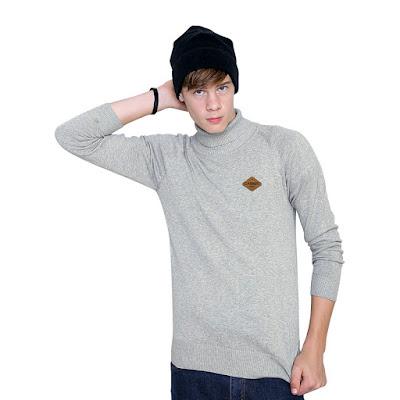 Sweater Rajut Pria WD 033