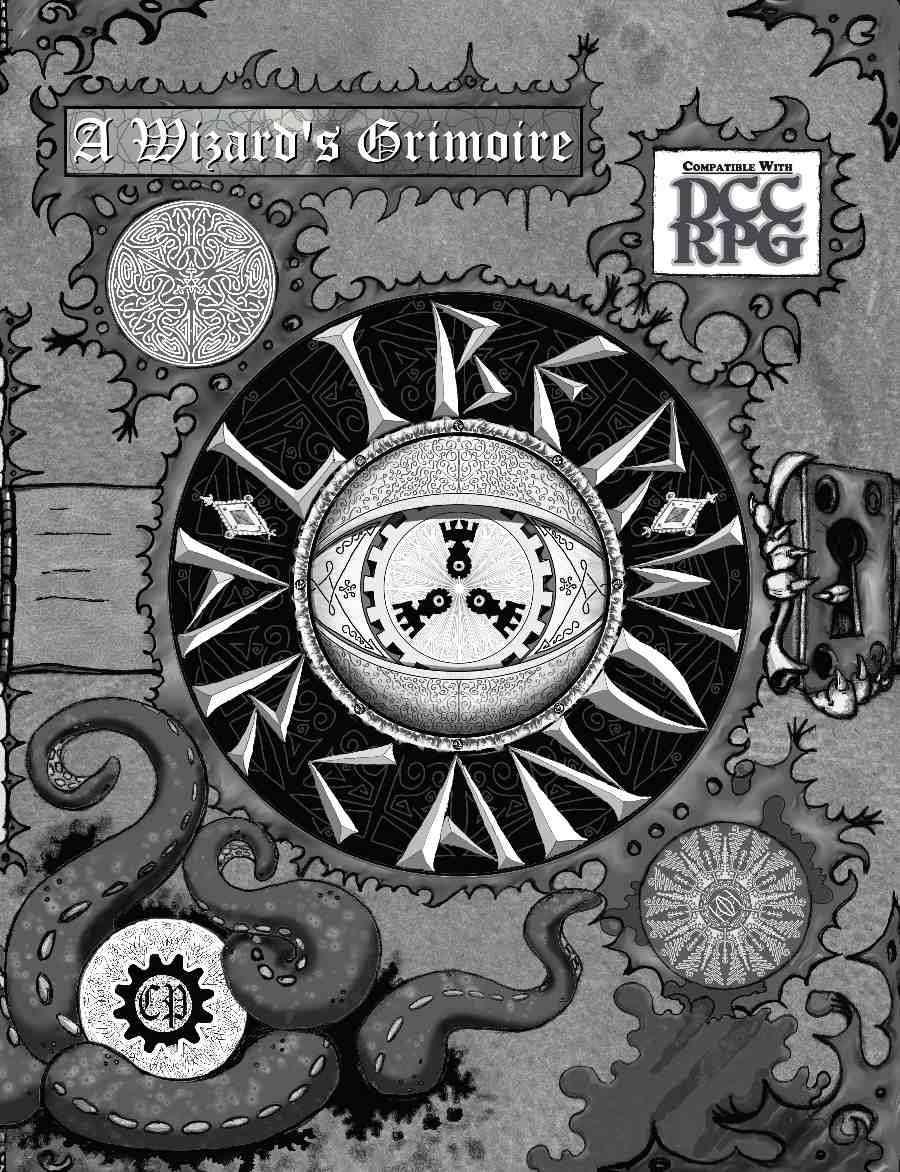 DCC Trove of Treasures: Liber Arcanum