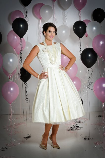 Dirty Fabulous Vintage Style Wedding Prom Dresses Now