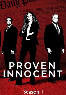 Proven Innocent (TV Series) S01 DVD HD Dual Latino + Sub 3DVD