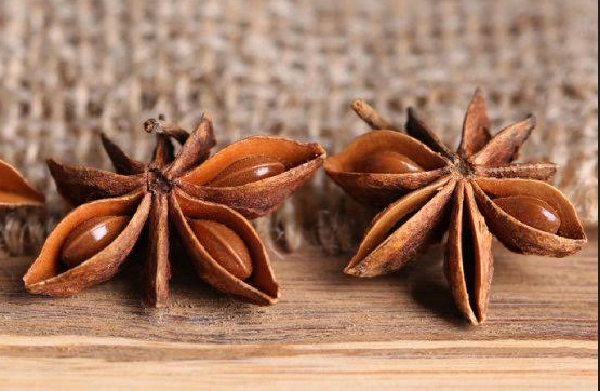 What are the benefits of Chinese star anise ?