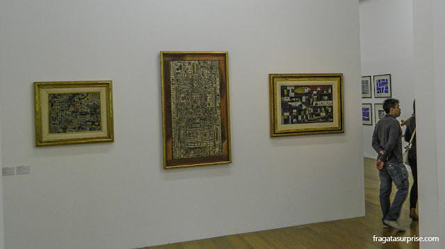 Obras de Joaquín Torres-García no Malba, Buenos Aires