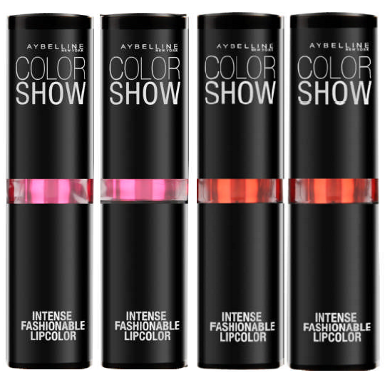 Maybelline Color Show Lipstick
